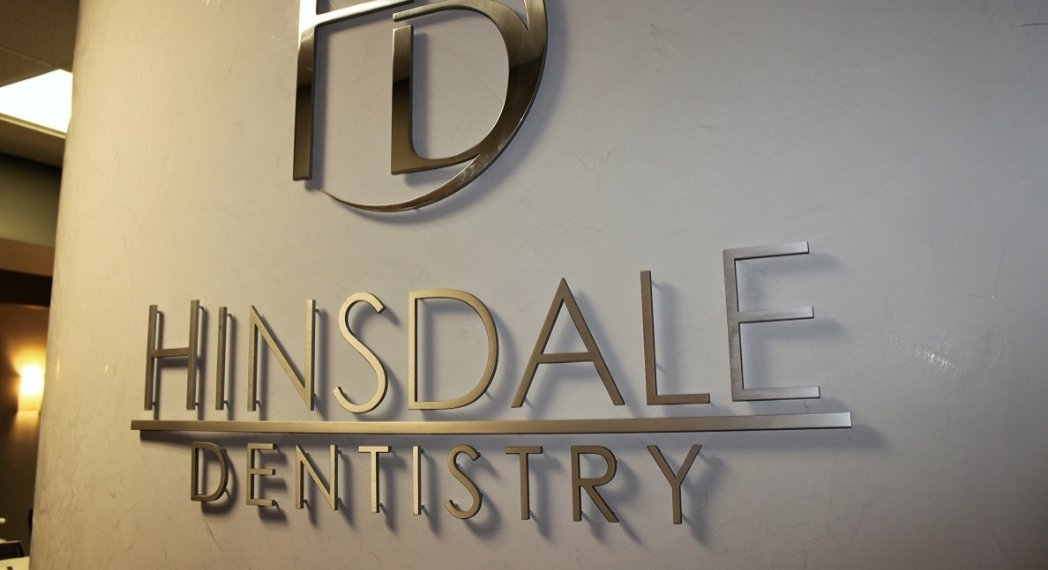 Dental Office Signs Reception Logo Signs