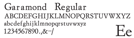garamond-regular