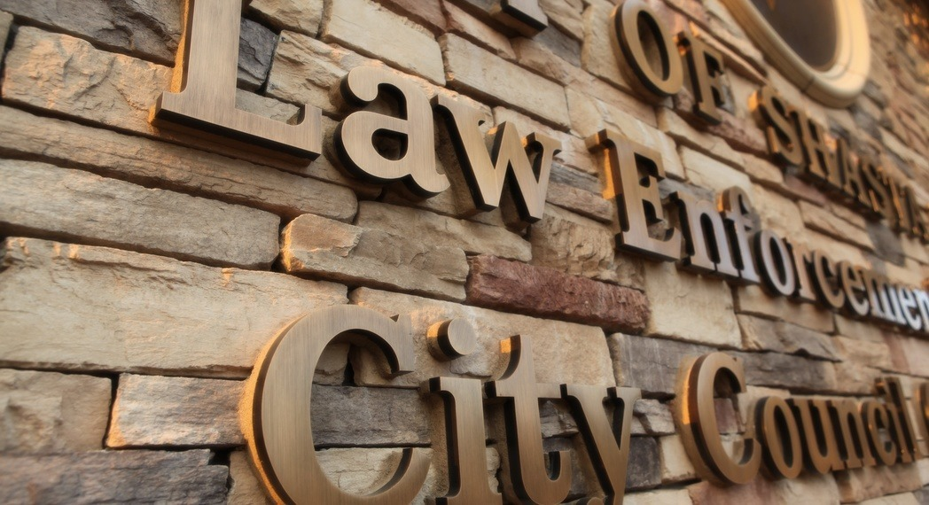 metal letters for outdoor sign